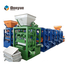 price check south africa QT4-24 hollow block making machine in brazil