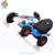 WDTL5388 Newest Children Electric Toys Cars With Double Battery Tractor Car Power