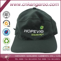 New Design Plain Blank Snapback Baseball Cap with Embroidery Brand Name