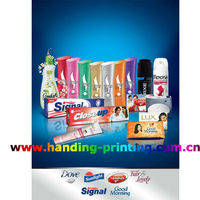Customized Good Advertising/Slogan Posters Printing