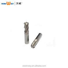 tungsten micro milling cutter & End mill carbide indexable turning milling inserts