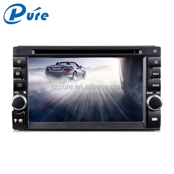 Android5.1.1 OS car dvd player ,car radio 2 din car dvd,6.2 inch touch screen bluetooth car gps navigation
