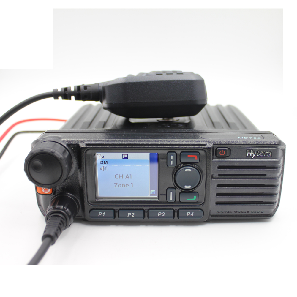 NEW HYT/Hytera MD780/MD785/MD788 (L)Versatile Digital Mobile Radio/car radio Highly functional heavy duty
