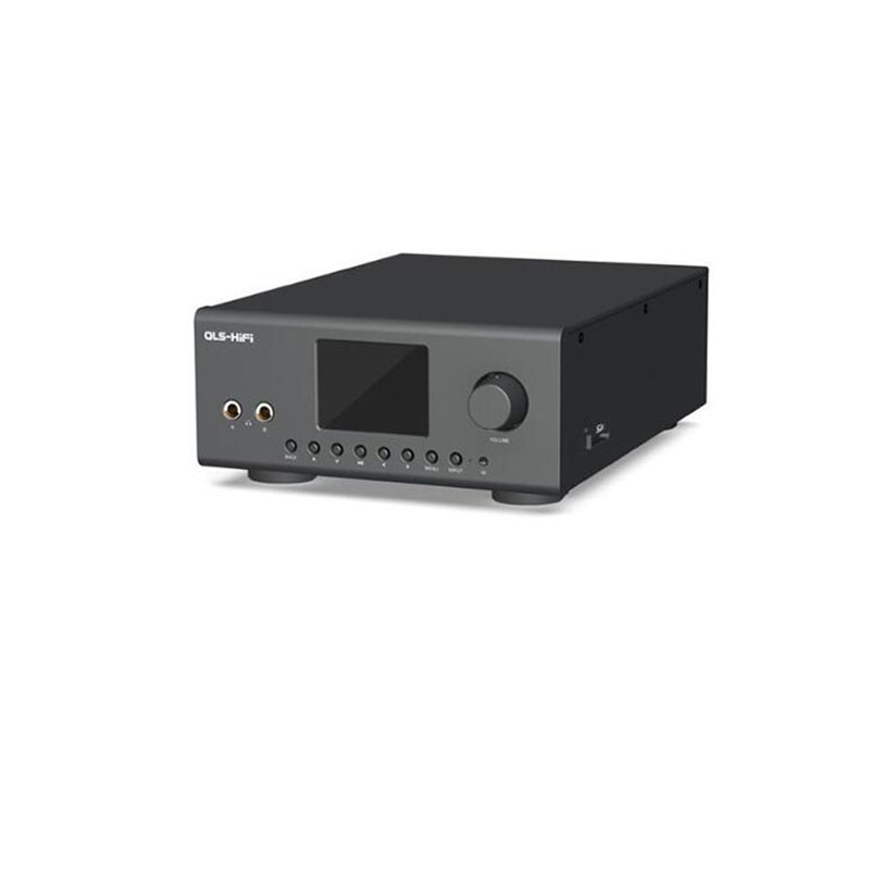 QLS QA860 AD1955 24bit 192Khz DSD HiFi Digital Lossless music player