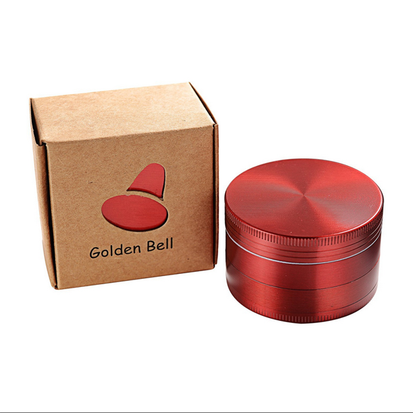 Smoking set 4 Pcs Magnetic Tobacco & Herb Grinder