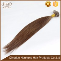 High quality eco-friendly 7A+ grade straight cheap real human hair extensions