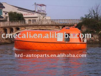 Totally Enclosed FRP Life Boat
