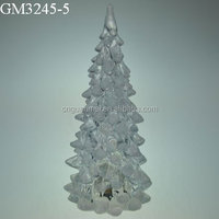 hotsell plastic christmas tree topper with led