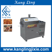KL-25 Kangling Multifunctional Commercial Cashew Nuts Roaster/Nuts Roasting Machine for 15 kgs Factory Price