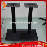 cheap durable restaurant table base