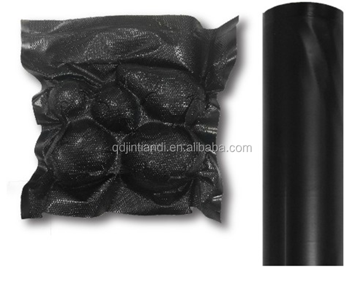 Wholesale factory price black vacuum sealed bag black vacuum plastic bag