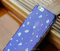 For Iphone Plastic Custom Picture Print Phone Case in stock