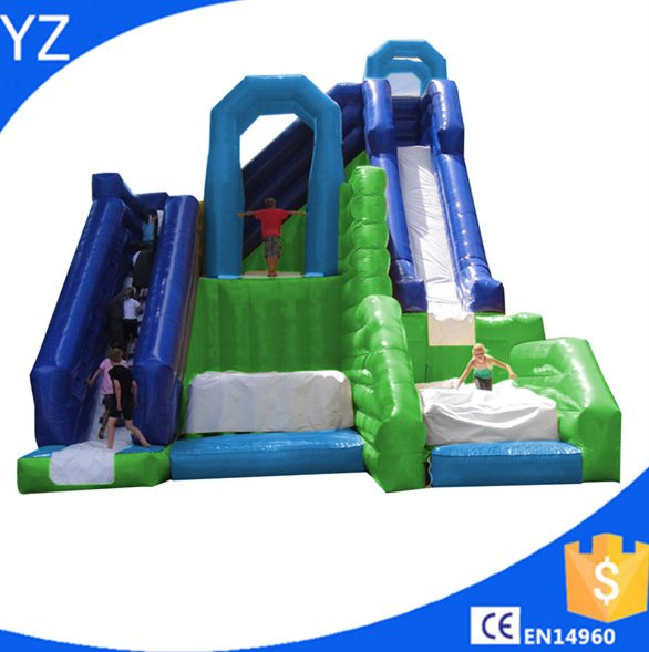 Best Selling Giant Hippo Inflatable Water Slide For Kids and Adults