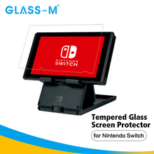 Scratch-proof Tempered Glass Screen Protector Film for Nintendo Switch