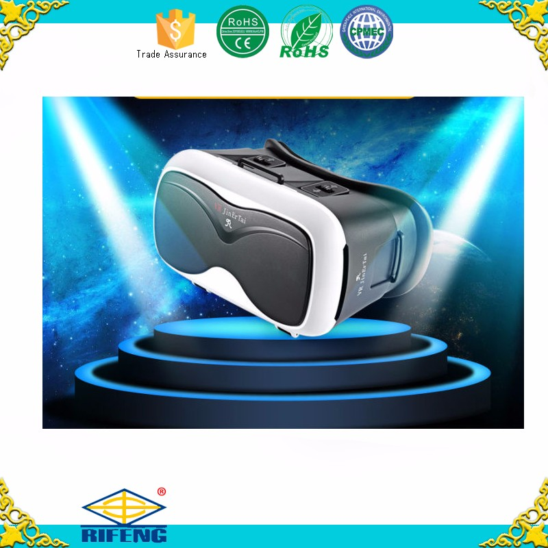 New arrival Film Radio Sex 3d Movie Glasses Virtual Reality Google Cardboard
