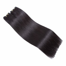 Wholesale 10a grade unprocessed brazilian hair, 100% remy virgin original natural straight sassy weave human hair extension