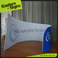 Customized Full Colors Advertising Background Trade Booth