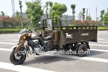 Diesel cargo 5 wheelers motorcycle tricycle for adluts