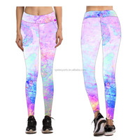 (OEM ODM FACTORY) brand name leggings, open hot sexy girl photo clothes, women workout leggings