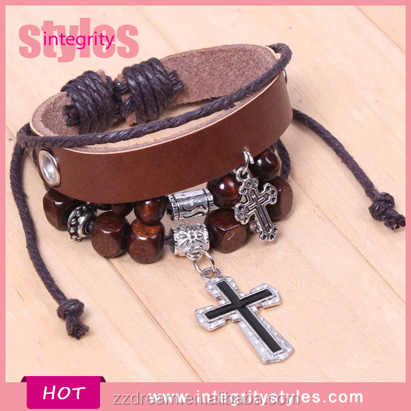 Leather Ally Express Wholesale Bracelet With Charms