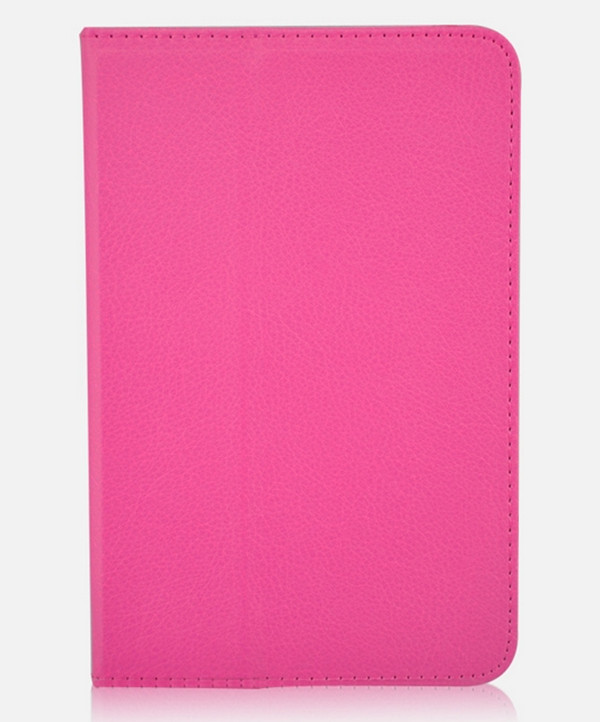 High quality folio cover leather case for lenovo a3000