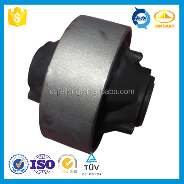 Japanese cars suspension parts rubber metal sleeve bushing for Nissan