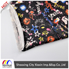 Factory Custom Design High Quality Digital Printing French Terry Fabric
