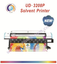 Vinyl sticker printer UD-3208P large format vinyl sticker printing machine