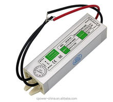 DC 12V dc24v 10W-200W 10w Transformer Power Supply Driver for LED Light Waterproof IP67