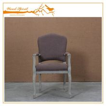 Cheap personalized solid wood arm chairs