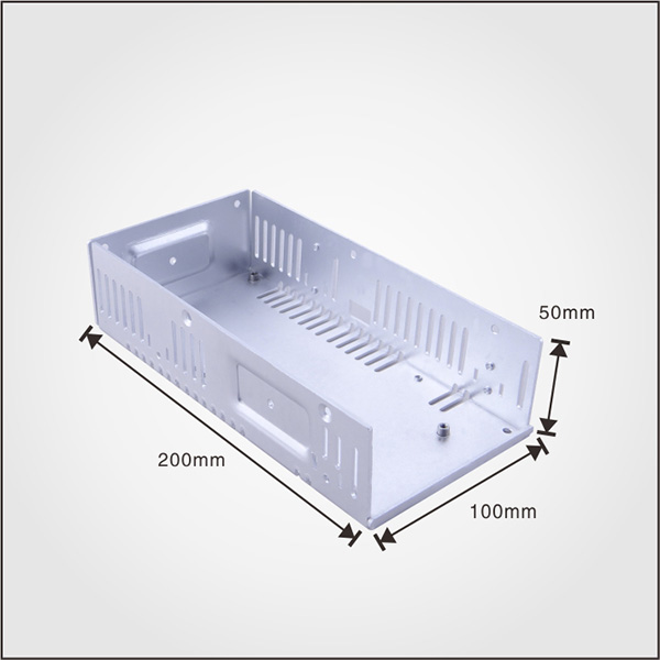 Aluminum housing for electronic system,customized requirements welcomed