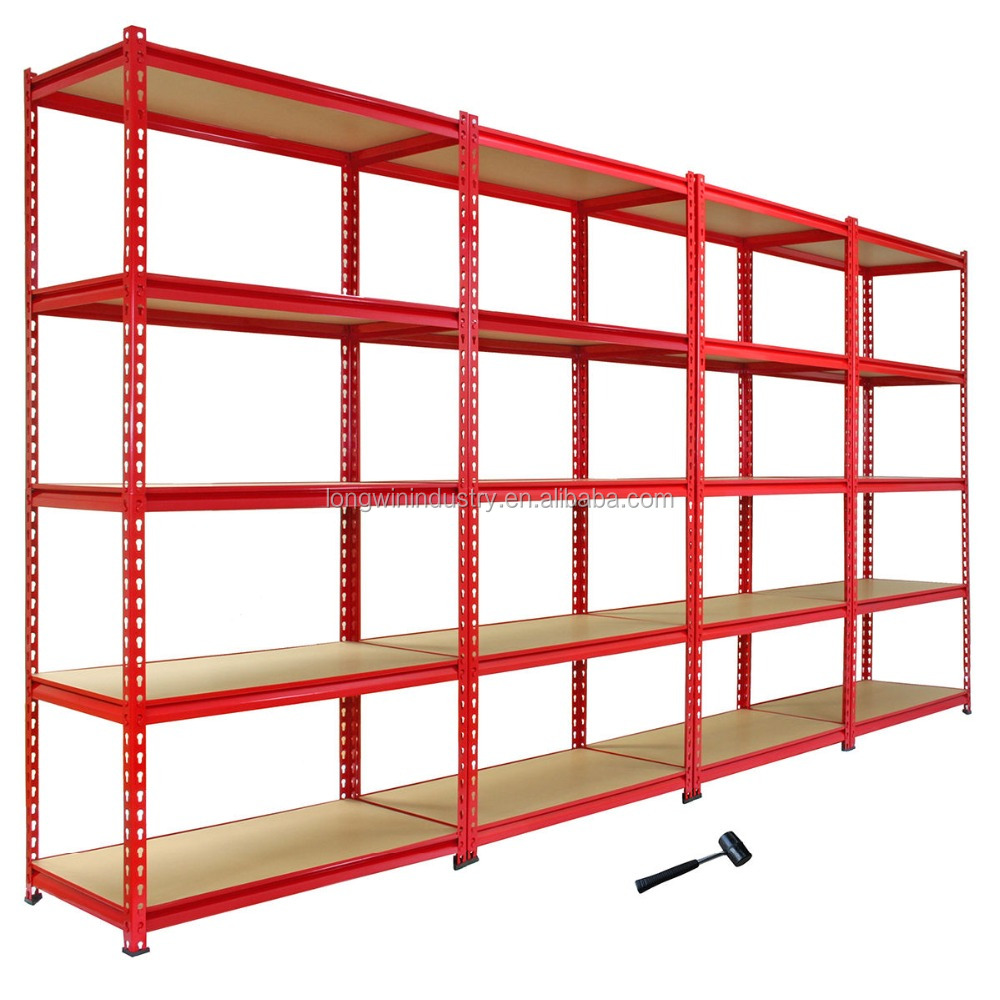 Rust-Preventing Customized Stainless Steel MDF Shelving