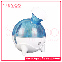 EYCO BEAUTY high quality portable facial steamer to home use nano face steam