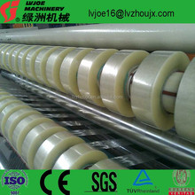 bopp adhesive tape production line/bopp scotch tape making machine/packing tape slitting rewinding machine
