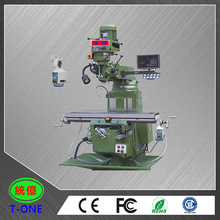Cheapest wholesale ! turret ram milling machine with relaible & considerable aftersale service