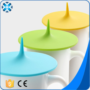 Hot Selling Silicone Universal lids with different colors