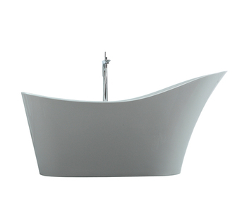 Best Sale Clear Recumbent Natural Fairshaped Irregular Porcelain Clawfoot Bathtub