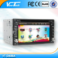 "6.2"" high quality radio dvd 2 din"