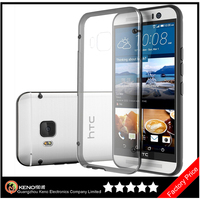 Keno High Quality Cell Phone for HTC One M9 Clear Cases