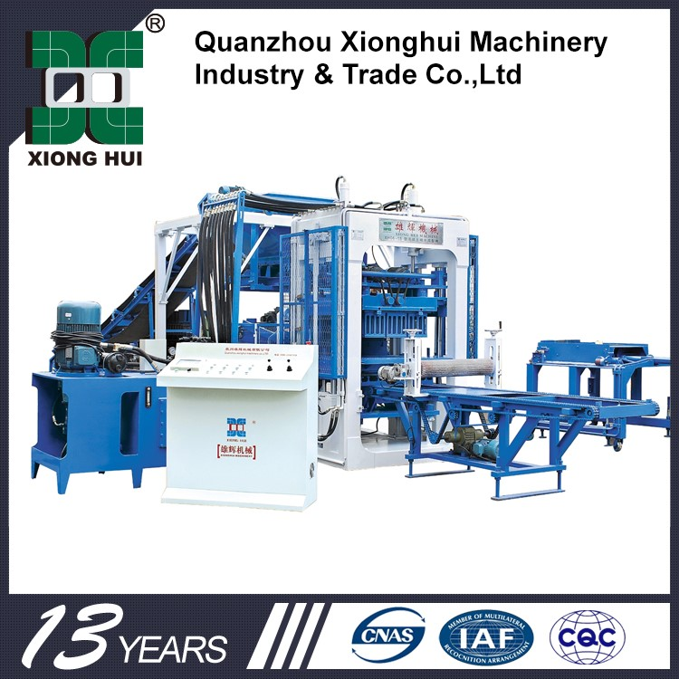 Factory Direct Sale Construction Equipment Split Face Block Machine