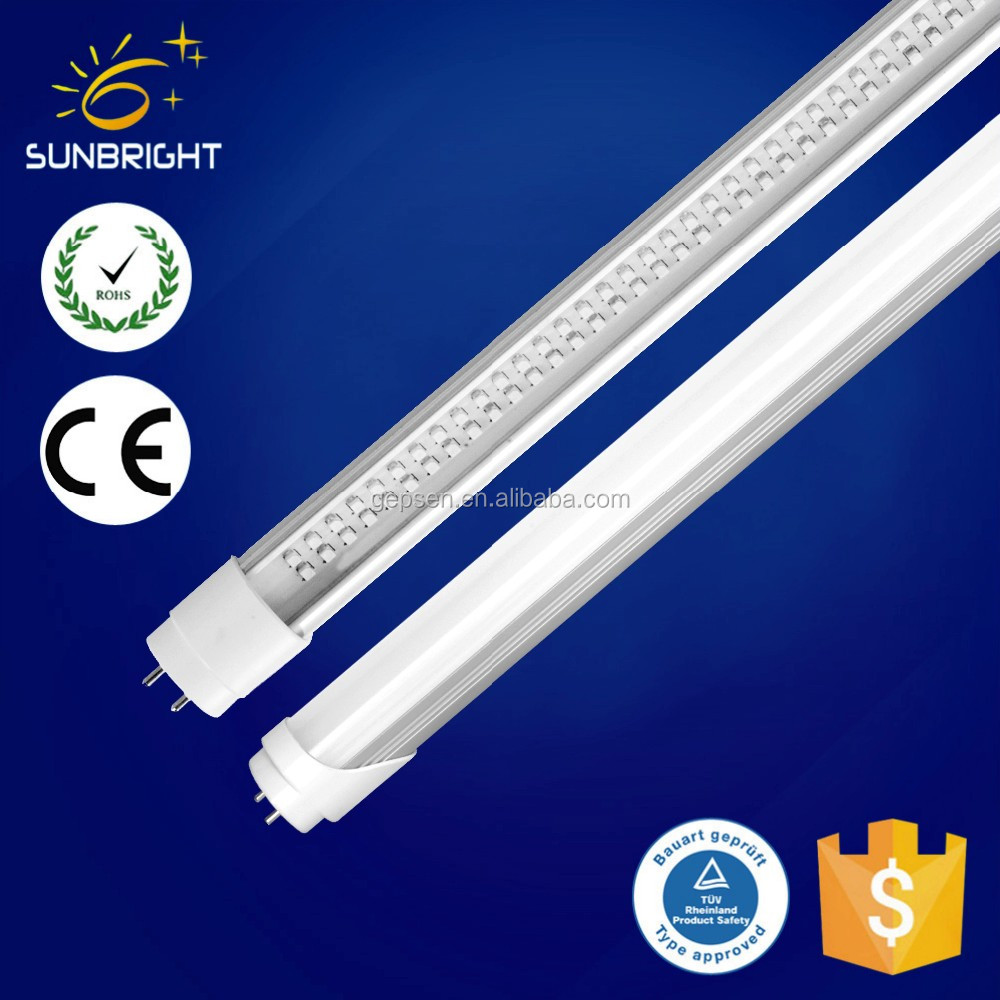 Exceptional Quality Ce,Rohs Certified High Intensity Free Tube8 Led Light Tube