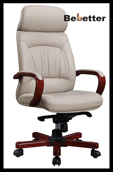 High Quality Leather Swivel Executive Chair popular design Bebetter office chair BT037H