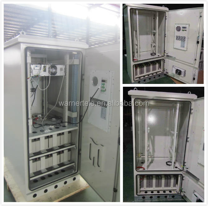 W-TEL industrial cooling shell and tube panel heat exchanger for telecom