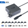 2017 90W Universal Power Adapter EU US AU Universal Wall charger 90W