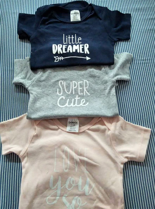 Cheap Price Less 1 Dollar Baby Clothes Romper With Short Sleeve