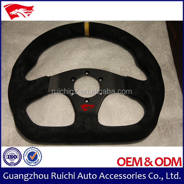 Ruichi Manufacturer for Wholesale Custom OEM Gaming Steering Wheel for PC