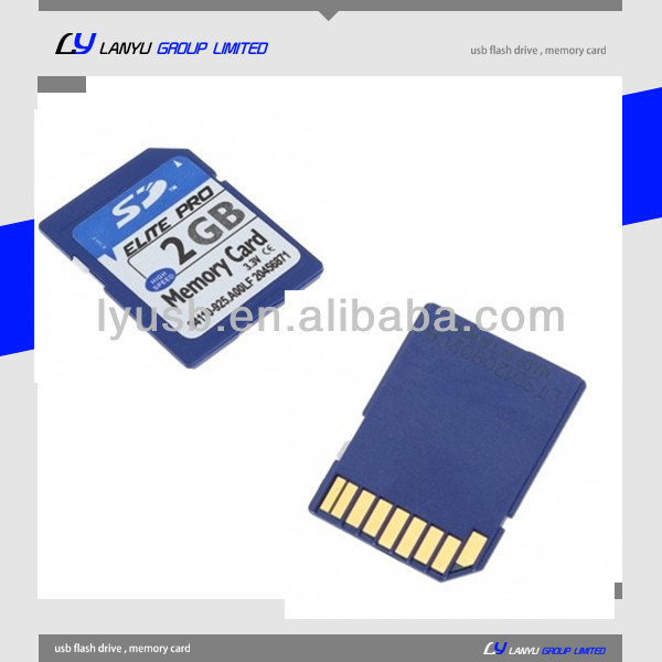 2gb sd card for car gps ,bulk sd cards class4 ,sd memory card for ps2