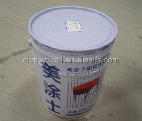 Superior Hardness E362-1 Polyester PE Wood Lacquer/Sealer Primer for furniture