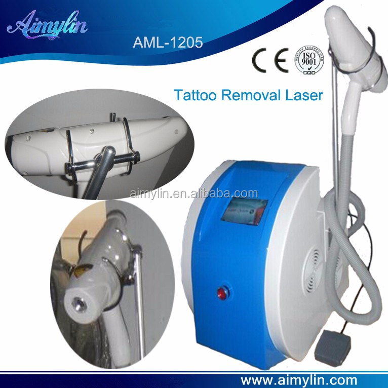 No Scar At Home Laser Tattoo Removal Machine System/Tattoo Removal Machine Q Switch for Sale