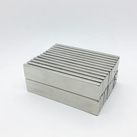 100x10x3mm High quality mmm100mmm ndfeb n45 strong magnet from factory supply